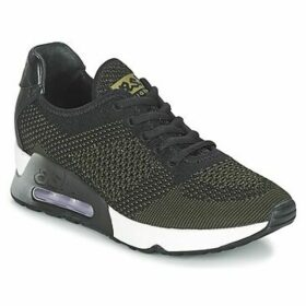 Ash  LUCKY  women's Shoes (Trainers) in Black