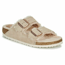 Birkenstock  ARIZONA  women's Mules / Casual Shoes in Beige