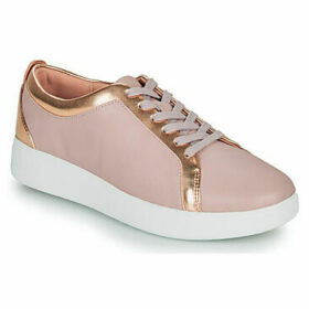 FitFlop  RALLY SNEAKERS  women's Shoes (Trainers) in Beige