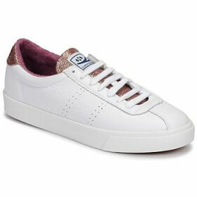 Superga  2843 COMFLEALAMEW  women's Shoes (Trainers) in White