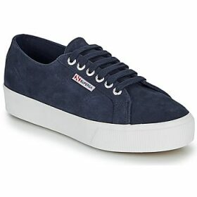 Superga  2730 SUEU  women's Shoes (Trainers) in Blue