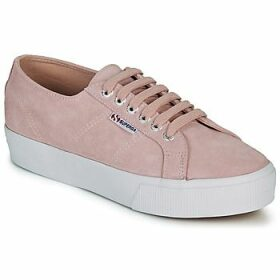 Superga  2730 SUEU  women's Shoes (Trainers) in Pink
