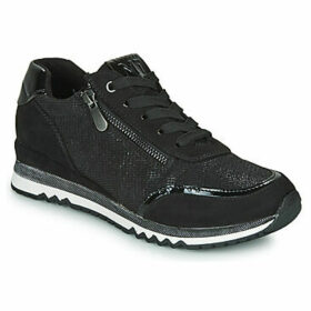 Marco Tozzi  -  women's Shoes (Trainers) in Black