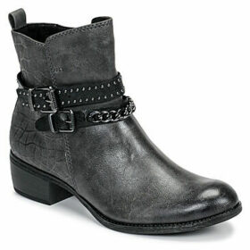 Marco Tozzi  -  women's Mid Boots in Grey