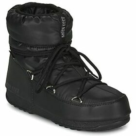 Moon Boot  MOON BOOT LOW NYLON WP 2  women's Snow boots in Black