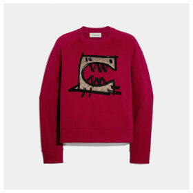 Coach Rexy By Guang Yu Sweatshirt
