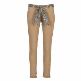Le Temps des Cerises  LIDY  women's Trousers in Brown