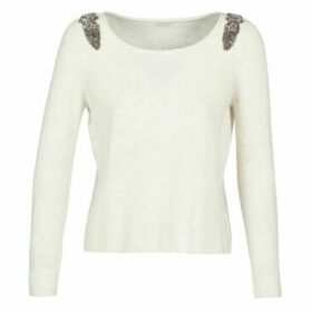 Ikks  BP18155-12  women's Sweater in White