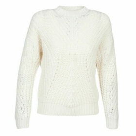 Ikks  BP18275-12  women's Sweater in White