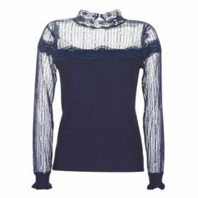 Molly Bracken  E1160H21  women's Sweater in Blue