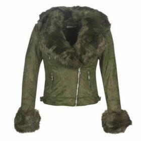 Molly Bracken  HA008A21  women's Jacket in Green