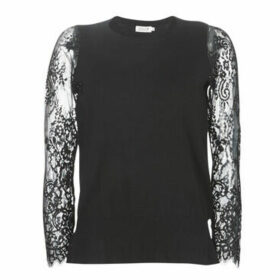 Molly Bracken  LA326H21  women's Sweater in Black