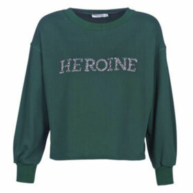 See U Soon  9212037  women's Sweatshirt in Green