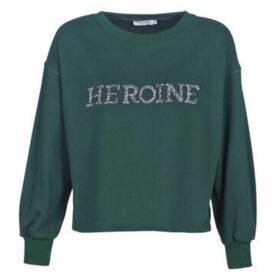 See U Soon  9212037  women's Sweatshirt in Green