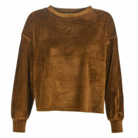 See U Soon  9212059  women's Sweatshirt in Brown