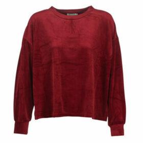 See U Soon  9212059  women's Sweatshirt in Red
