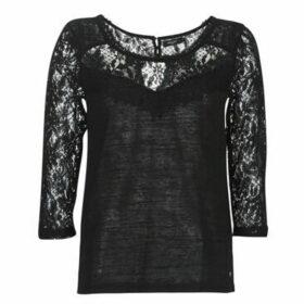 Deeluxe  SANDY  women's Blouse in Black