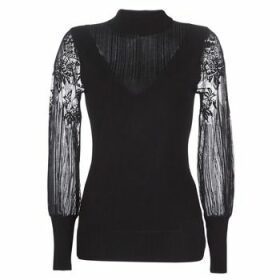 Moony Mood  LOVEI  women's Sweater in Black