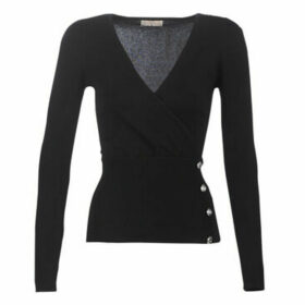 Moony Mood  LOVEO  women's Sweater in Black