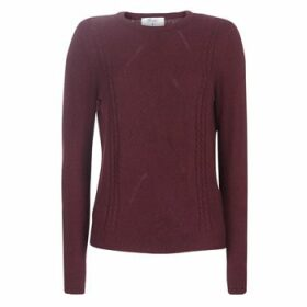 Betty London  LOUISA  women's Sweater in Bordeaux