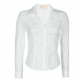 Moony Mood  LOVINE  women's Shirt in White
