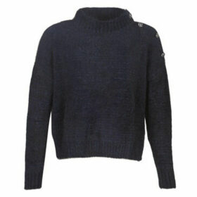 Le Temps des Cerises  KAE  women's Sweater in Blue