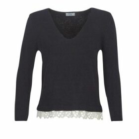 Betty London  LEOPOLA  women's Sweater in Blue