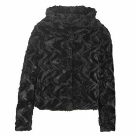 Vero Moda  VMCURL HOODY  women's Jacket in Black
