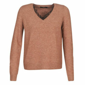 Vero Moda  VMIVA  women's Sweater in Brown
