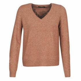 Vero Moda  VMIVA  women's Sweater in Brown