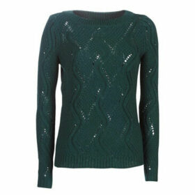 Vero Moda  VMCURLA  women's Sweater in Green