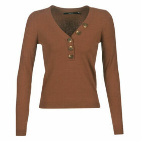 Vero Moda  VMCHIP  women's Sweater in Brown
