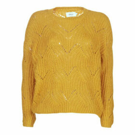 Only  ONLHAVANA  women's Sweater in Yellow