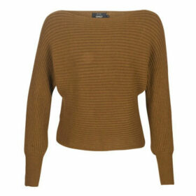 Only  ONLCATHLENE  women's Sweater in Brown