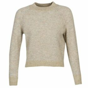 Only  ONLFRANJA  women's Sweater in Beige