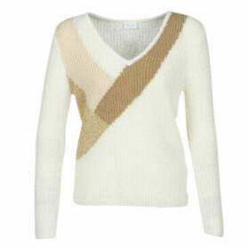 Vila  VIGOOD  women's Sweater in White