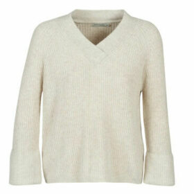 See U Soon  9203038  women's Sweater in Beige