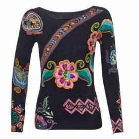 Desigual  KIRA  women's Sweater in Multicolour