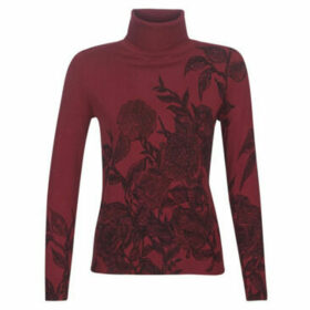 Desigual  GARDEN  women's Sweater in Red