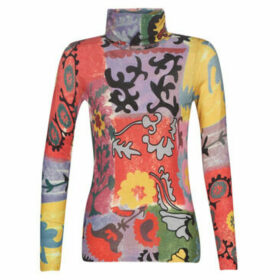 Desigual  OSHAWA  women's Sweater in Multicolour