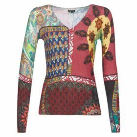 Desigual  MICHELLE  women's Sweater in Multicolour
