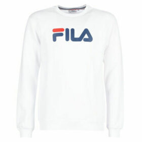 Fila  PURE CREW SWEAT  women's Sweatshirt in White