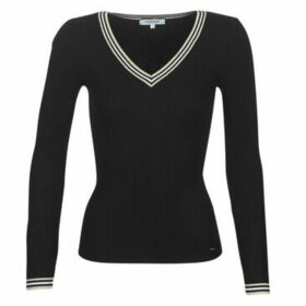 Morgan  MILION  women's Sweater in Black