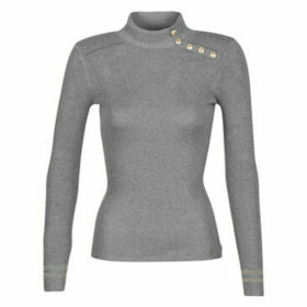 Morgan  MAVAO  women's Sweater in Grey