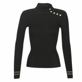 Morgan  MAVAO  women's Sweater in Black