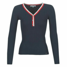Morgan  MULLY  women's Sweater in Blue