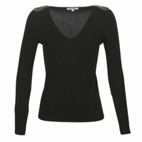 Morgan  MOTEL  women's Sweater in Black