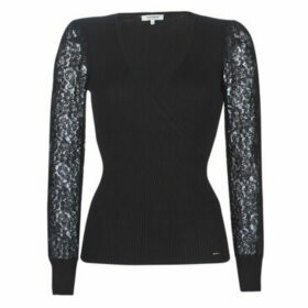 Morgan  MLILI  women's Sweater in Black