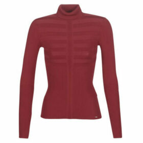Morgan  MENTOS  women's Sweater in Bordeaux