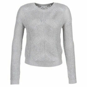 Naf Naf  MELODY 1  women's Sweater in Grey